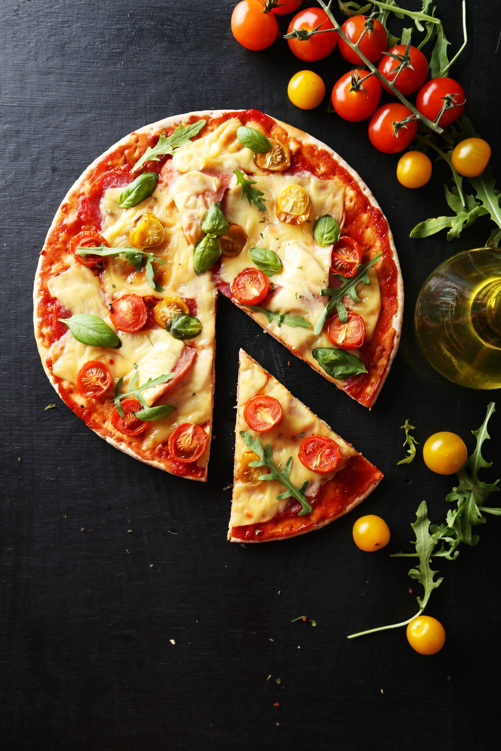 פיצה של פיצה רונדו